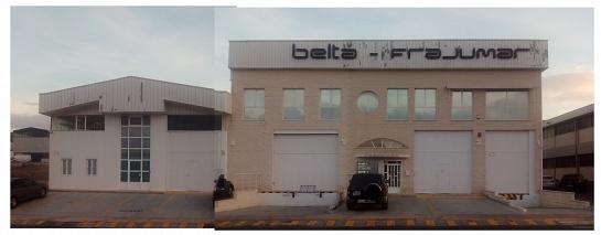 Tapizando Beltá&Frajumar . Yecla . Murcia . España