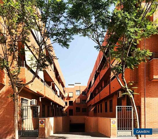 Edificio de 76 VPO . San Vicente del Raspeig . Alacant . España