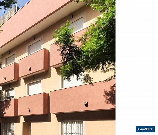 Edificio de 36 viviendas . San Vicente del Raspeig . Alacant . España