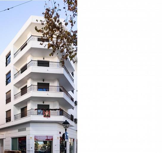 Edificio de 6 viviendas . Aspe . Alacant . España