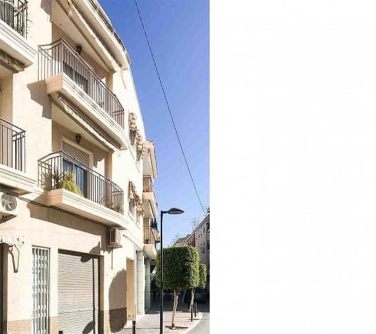 Edificio de 6 VPO . Aspe . Alacant . España
