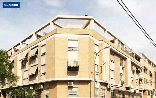Edificio de 20 VPO . Alicante . Alacant . España
