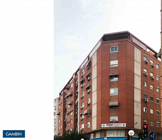 Edificio de 65 viviendas . Alicante . Alacant . España