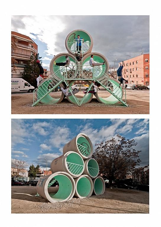 Hypertube . Madrid . Madrid . España
