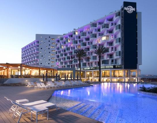 Hard Rock Hotel de Ibiza . Eivissa . Illes Balears . España