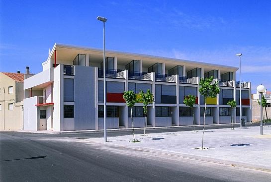 Viviendas de Promoción Pública . Totana . Murcia . España