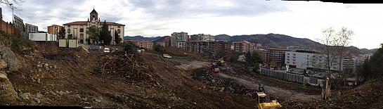 35 viviendas en Begoña . Bilbao . Vizcaya . España