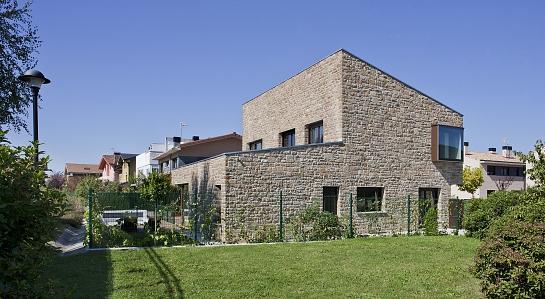 Casa DG . Huarte/Uharte . Navarra . España
