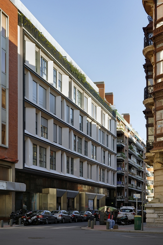 66 Viviendas en Calle Gardoki de Bilbao