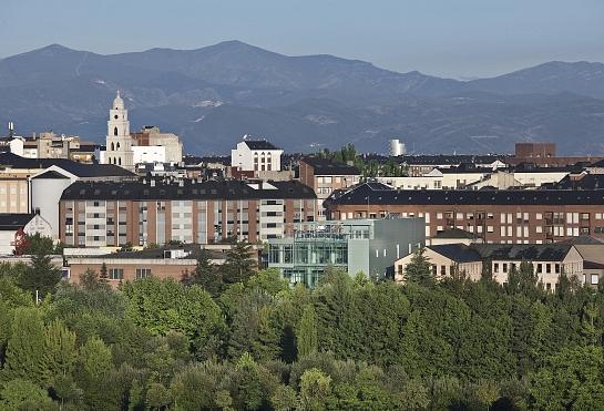 Ampliación Palacio de Justicia, Ponferrada . Ponferrada . León . España