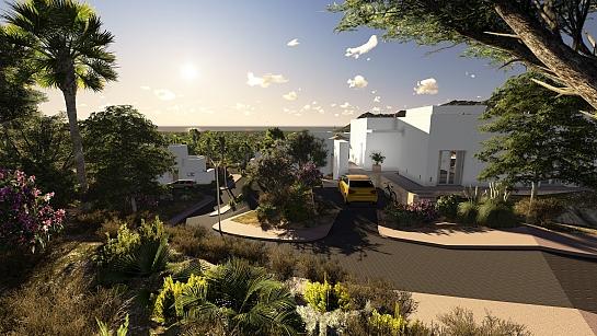 12 Villas Tipuana . Orihuela . Alacant . España