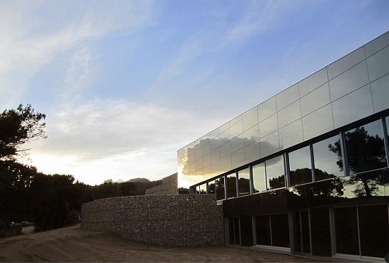 Centro Tecnológico Sostenible Leitat . Terrassa . Barcelona . España