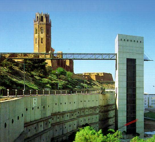 Rehabilitación del Centro Histórico de Lleida . Lleida . Lleida . España