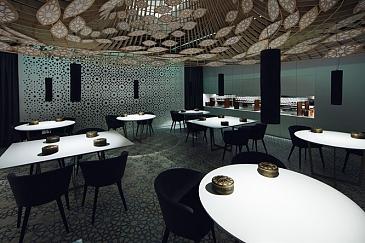 Noor Restaurant . Córdoba . Córdoba . España