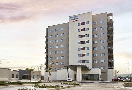 Marriott Fairfield Inn and Suites Aguascalientes . Aguascalientes . Aguascalientes . México