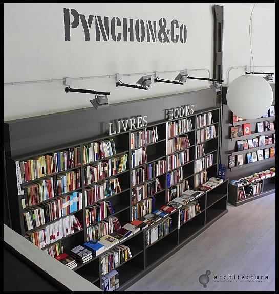Librería Pynchon & Co.