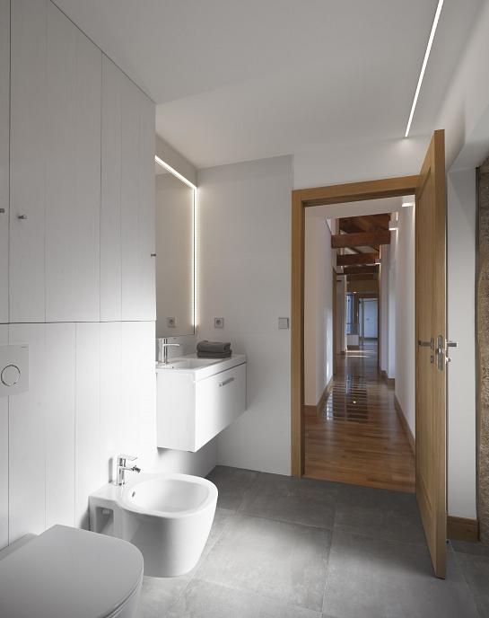 Rehabilitación de vivienda tradicional en Moscoso . Moscoso . Pontevedra . España