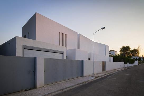 Vivienda Avilés-Ramos . Granada . Granada . España