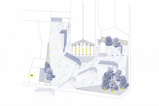 Jardín de Especias TOQUE . Novelda . Alacant . España . 2016