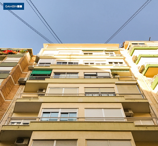 Edificios de viviendas en Calle Navas . Alicante . Alacant . España