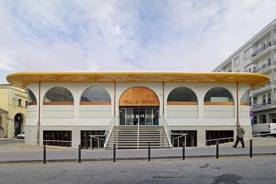 Plaza de Abastos . Lugo . Lugo . España