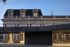 Antigua Estación de Ferrocarril de Burgos . Burgos . Burgos . España . 2013