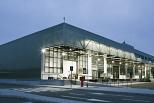 Nuevo Terminal de Carga y edificio de aduanas anexo. Aeropuerto de Málaga