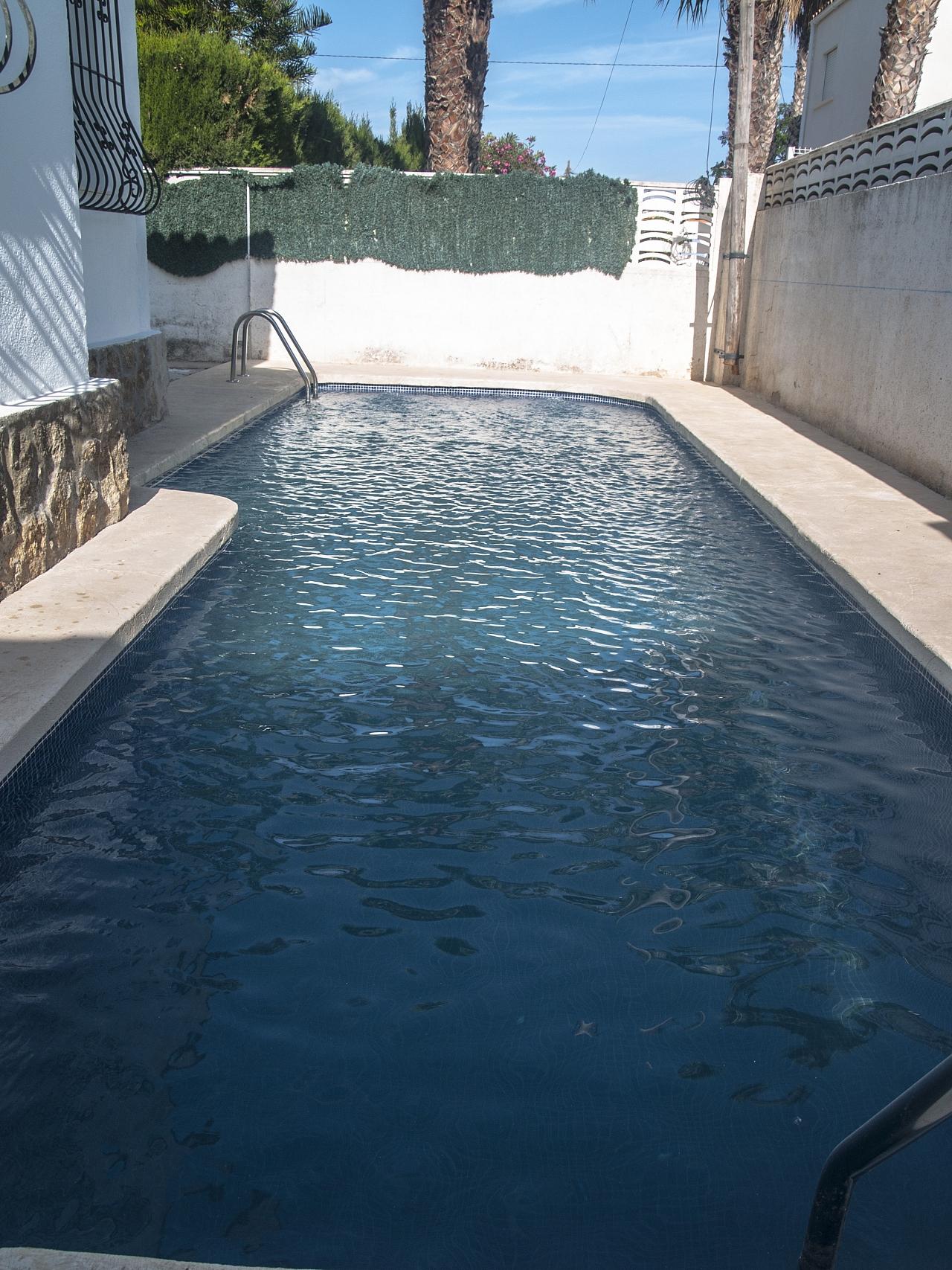 Vida del proyecto piscina privada els poblets - Proyecto piscina privada ...
