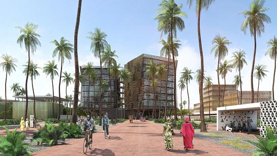 Parque tecnológico de Senegal