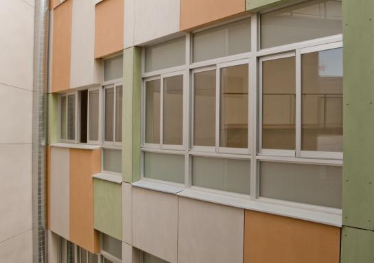 edificio de viviendas en Málaga . Málaga . Málaga . España