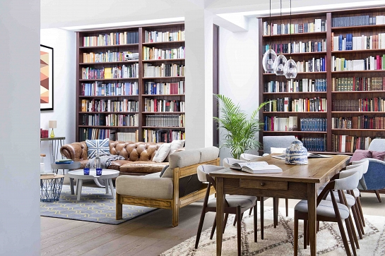Una casa de libro . Madrid . Madrid . España