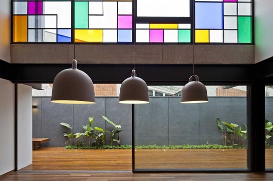 Residencia Vila Nova . São Paulo . Sao Paulo . Brasil