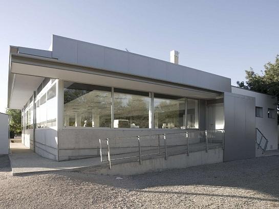 Ampliación comedor CP Arbre Blanc . Muchamiel . Alacant . España