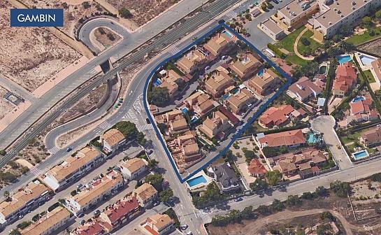 22 viviendas unifamiliares . Campello . Alacant . España