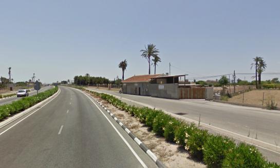Adecuacion Casilla Peones Camineros. . Elche . Alacant . España
