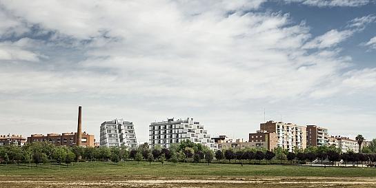 114 Viviendas públicas . Sabadell . Barcelona . España