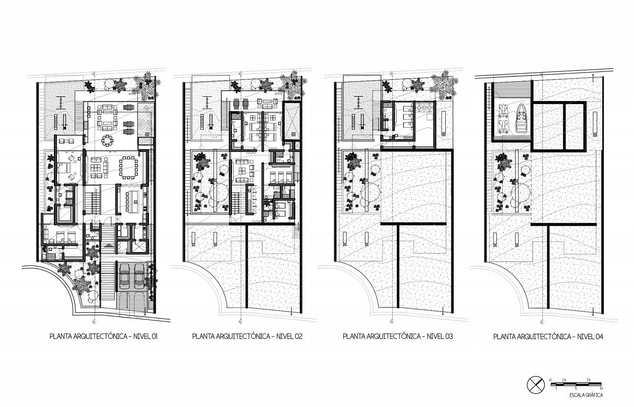 Vida del proyecto casa sal - Necesito un arquitecto ...