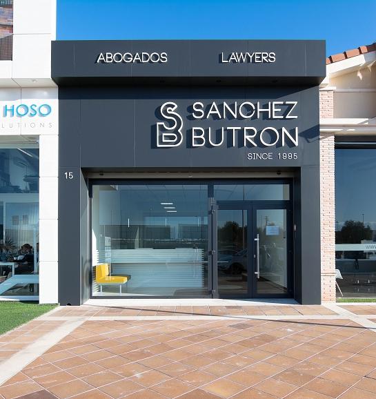 OFICINAS SÁNCHEZ BUTRÓN . La Zenia . Alacant . España