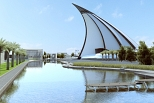 Étude Museé pour les pays arabes. Argel.
