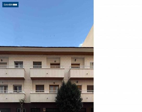 Edificio de 3 viviendas adosadas . Novelda . Alacant . España