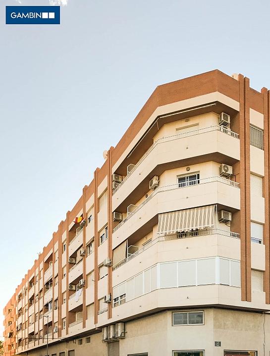 Edificio de 108 VPO . Novelda . Alacant . España