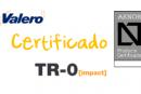 Certificado AENOR TR-0 Impact