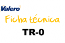 Ficha técnica TR-0