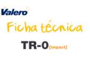 Ficha técnica TR-0 Impact