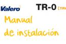Manual de colocación TR-0 Tiras