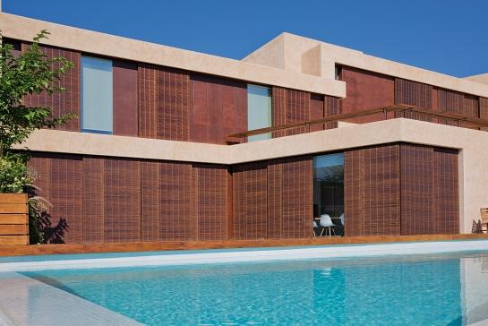 Arquitectura Moderna Con Alicantinas Tradicionales