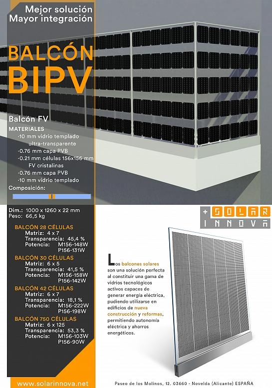 SI-ESF-BIPV-BALCONES