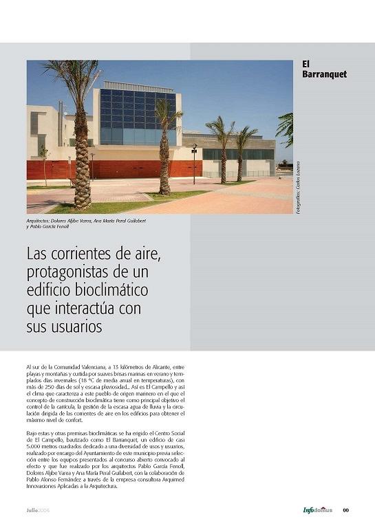 Centro Social de El Campello