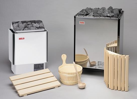 Calefactores y productos para sauna