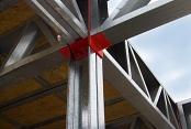 Estructura Steel Frame Reforzada